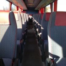 autobusų nuoma, konfortiškas autobusas, vilva