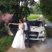 automobilių nuoma, šventėms, vestuvėms, vilva