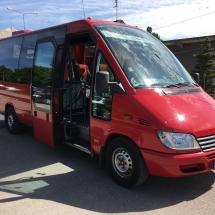 mikroautobusų nuoma, mikroautobusas, 8 vietų, vip, uab vilva