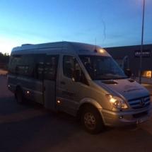 mikroautobusų nuoma, mikroautobusai, Klaipėda, vilva, keleivių vežimas